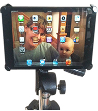 iPad Tripod Mount